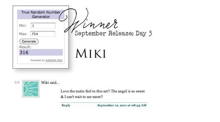 Winner-template