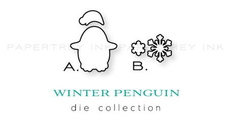Winter-Penguin-die