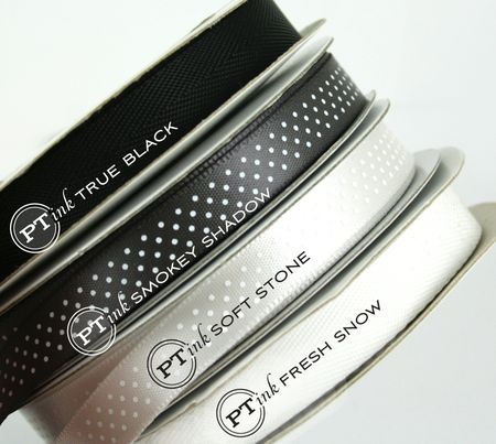 Gray ribbons