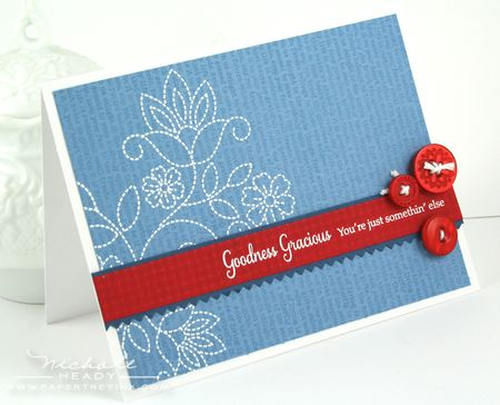 Goodness Gracious Card