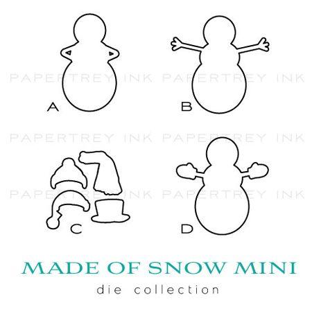 Made-of-snow-mini-dies