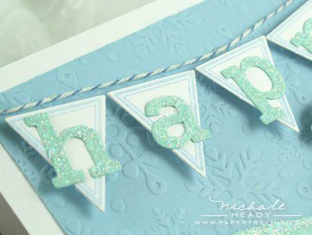 Letters closeup