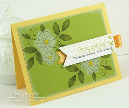 Lordy Bees Card