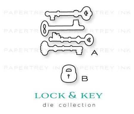 Lock-&-key-dies
