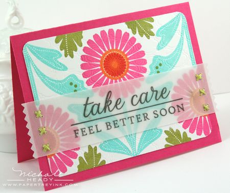 Take care card