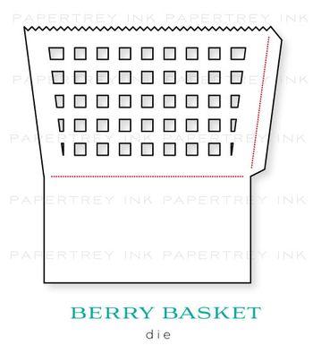 Berry-basket-die