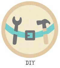 DIY-Badge