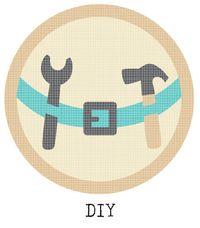 DIY-Badge