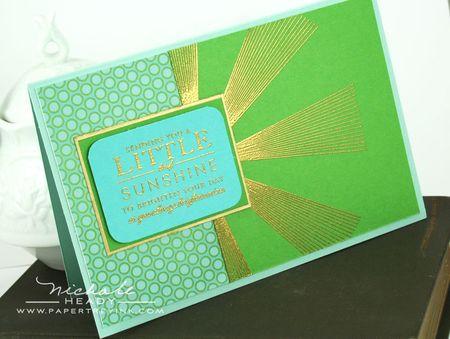 Little Sunshine Card
