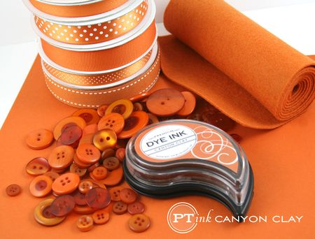 Canyon Clay Color Collection