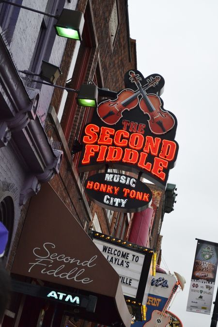03 Second Fiddle