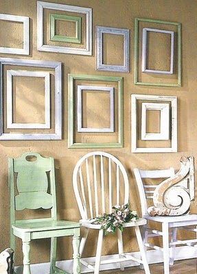 Old-frame-wall-art
