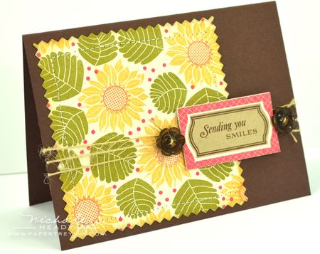 Sending You Smiles Card