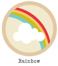 Rainbow-Badge