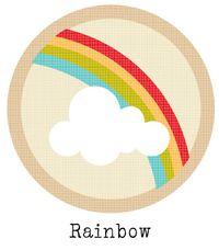Rainbow-Badge