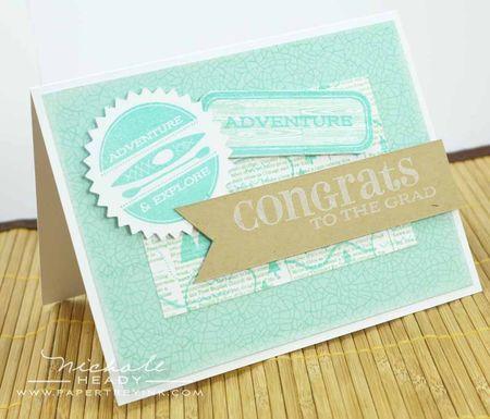 Congrats to the Grad Card