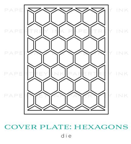 Cover-Plate-Hexagons-die