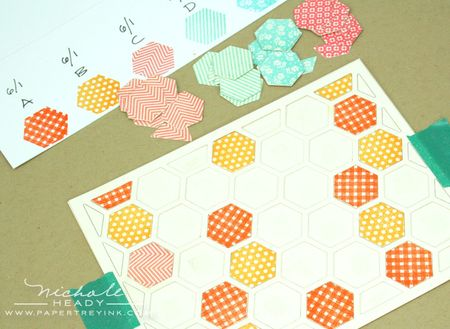 Placing hexagons