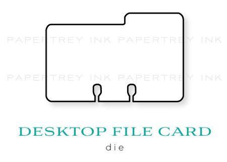 Desktop-File-Card-die