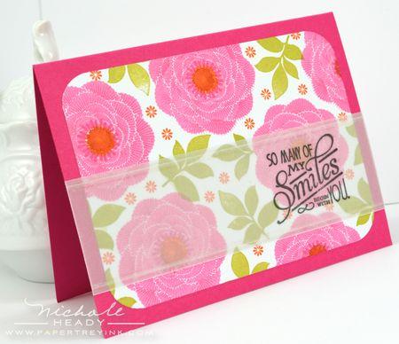 Smiles Card