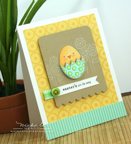 Chick Card