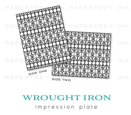 Wrought-Iron-Impression-Plate