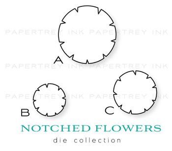 Notched-flowers-dies
