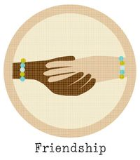 Friendship-Badge