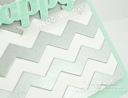 Stripes closeup