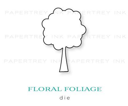 Floral-Foliage-die