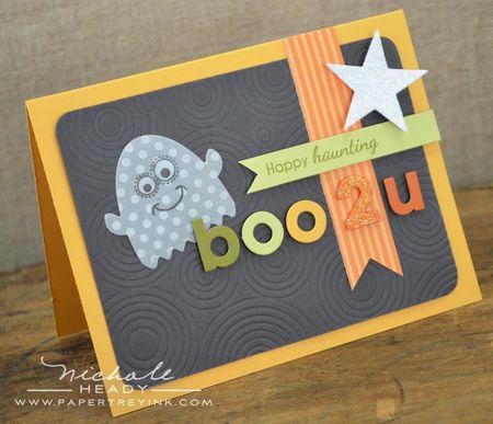 Boo 2 U card