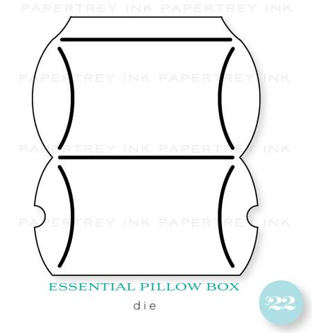 Essential-Pillow-Box-die