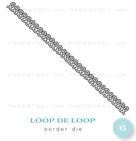 Loop-De-Loop-die