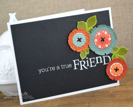 You're a True Friend card