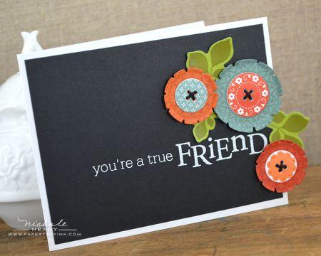 You're a True Friend card