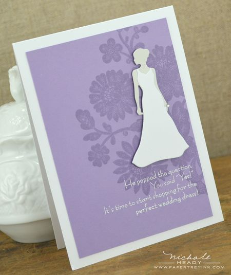 You Said Yes Card