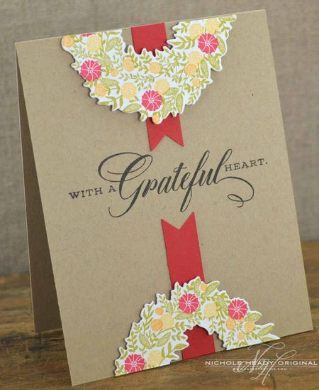 Grateful Heart Card