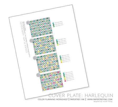Harlequin-Color-Planner