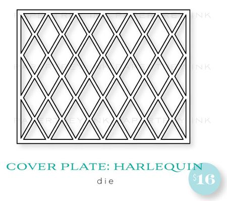 Cover-Plate-Harlequin-die