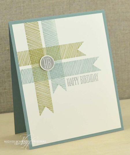 Babber Birthday Card