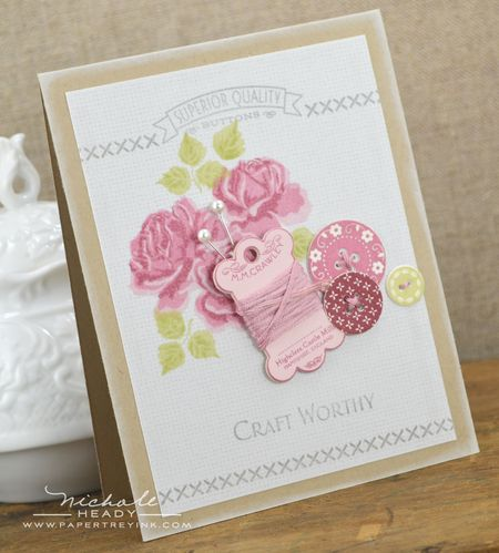 Craft Worthy card