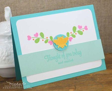 Thought of You Today card