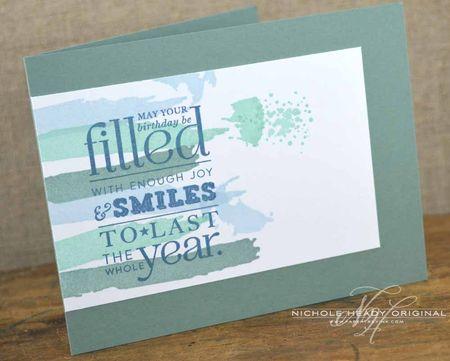Joy & Smiles Card