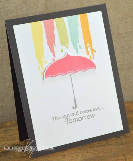 Sun Will Come Out Card