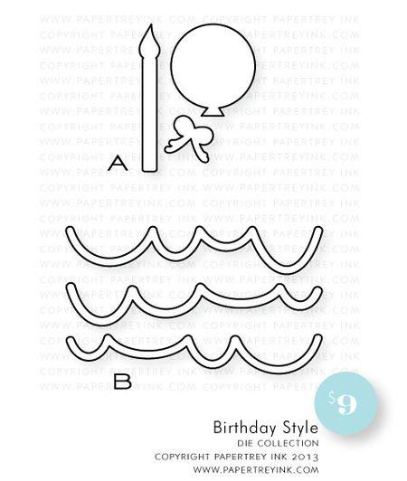 Birthday-Style-dies
