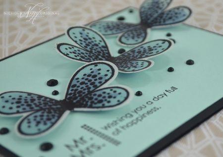 Butterflies side