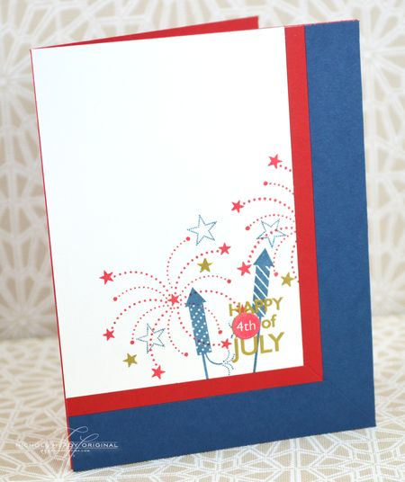 Happy 4th Card