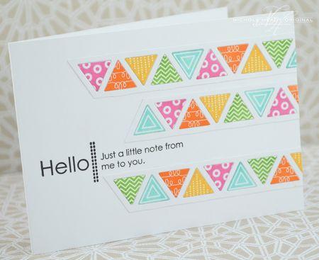Little Note Card