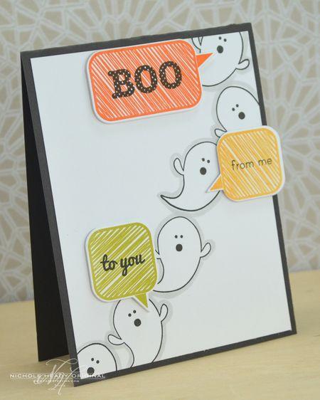 Ghost Talk card