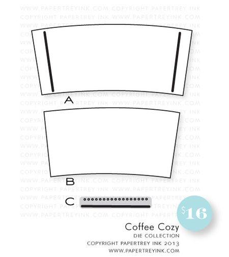 Coffee-cozy-dies